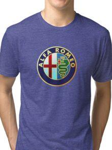 Alfa Romeo Merchandise Tri-blend T-Shirt