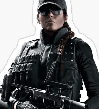 Ash Rainbow 6 Siege - full Sticker