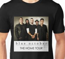 Blue October The Home Tour Unisex T-Shirt