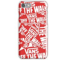 Vans - Off The Wall iPhone Case/Skin
