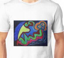 Above Land Unisex T-Shirt