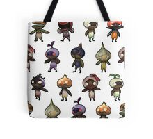 Mandragora Pattern Tote Bag