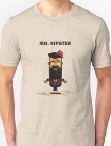 Mister Hipster Unisex T-Shirt