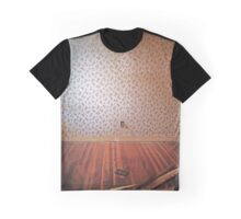 Uncovering the Roses Graphic T-Shirt