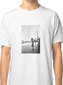 Eiffel Tower. Paris. France. Ice Cream ® Classic T-Shirt