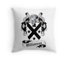 Williamson  Throw Pillow