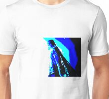 Damian Marley Blue Posterized Unisex T-Shirt