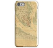 The Investiture of Charleston, S.C. by the English Army (1780) iPhone Case/Skin
