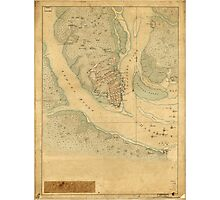The Investiture of Charleston, S.C. by the English Army (1780) Photographic Print