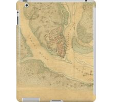 The Investiture of Charleston, S.C. by the English Army (1780) iPad Case/Skin