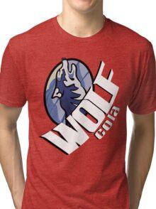 Wolf Cola Tri-blend T-Shirt