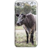 Standing by the Roadside iPhone Case/Skin
