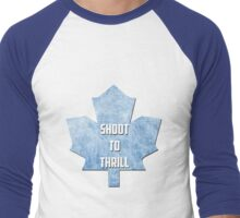 Shoot to Phil Men's Baseball ¾ T-Shirt