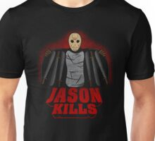 Jason kills Unisex T-Shirt