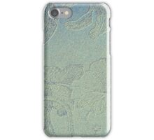 Fabric Flowers and Filaments iPhone Case/Skin