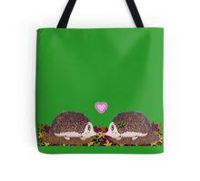 Hedgehog Love Tote Bag
