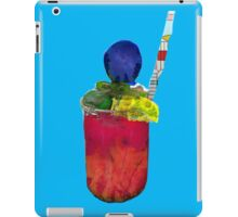 Introducing Dr. Cayenne's Newest Flavor: Fire Fruit!  iPad Case/Skin