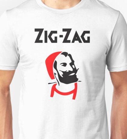 ZIG-ZAG MAN LOGO Unisex T-Shirt