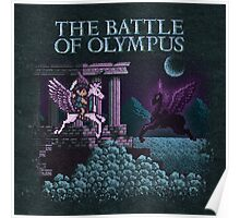 The Olympus of Battle Poster