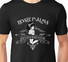 Rosie Palms Gentleman Club Unisex T-Shirt
