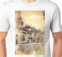 Lonely Man Walking Unisex T-Shirt