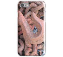 Train Chain iPhone Case/Skin
