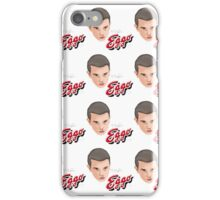"""Stranger Things"" Eleven & Eggo iPhone Case/Skin"