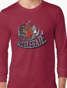 V8 ACCELERATE Long Sleeve T-Shirt