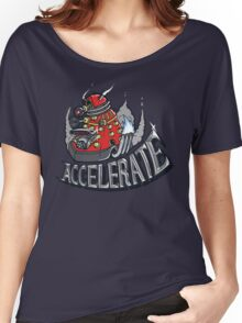 V8 ACCELERATE Women's Relaxed Fit T-Shirt
