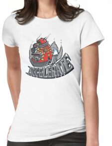 V8 ACCELERATE Womens Fitted T-Shirt