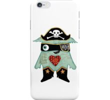 Pirate Monster iPhone Case/Skin