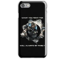 GOW Logo Quote iPhone Case/Skin