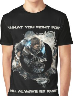 GOW Logo Quote Graphic T-Shirt