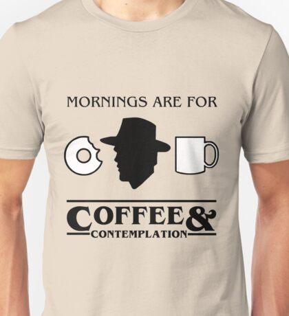 Stranger Things : Coffee & Contemplation Unisex T-Shirt