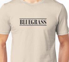 Bluegrass (black) Unisex T-Shirt