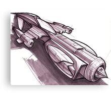 Car Canvas Print
