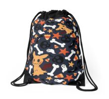 Mimikyu's Spooky Halloween! Drawstring Bag
