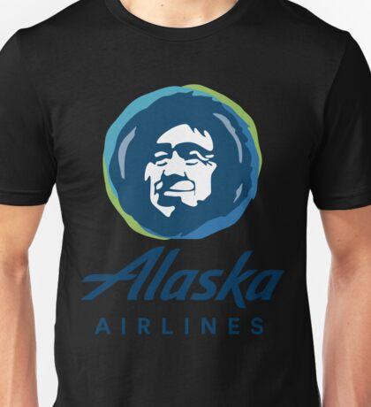 Alaska Airlines Unisex T-Shirt