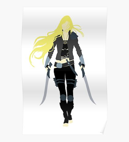 Throne of Glass Poster