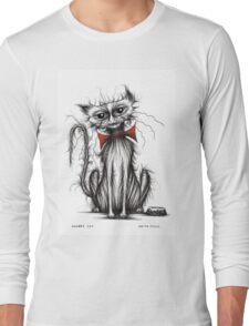 Shabby cat Long Sleeve T-Shirt