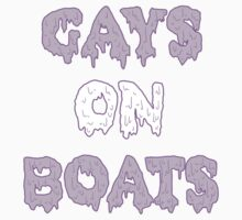 GAYS ON BOATS by chromi