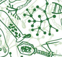 Germ Science Sticker
