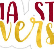 Iowa State University - Style 1 Sticker