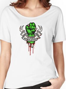 Zombie Revolution! Women's Relaxed Fit T-Shirt