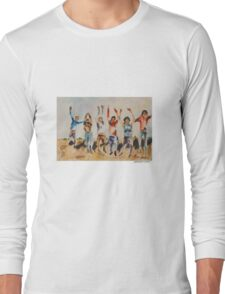 All Together Now... Long Sleeve T-Shirt