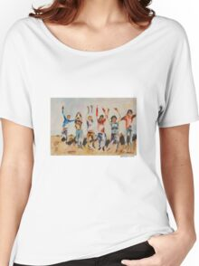 All Together Now... Women's Relaxed Fit T-Shirt