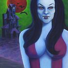 The Vampire Queen by Conrad Stryker
