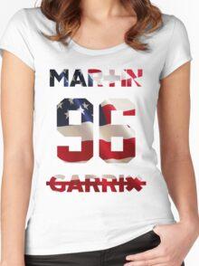 martin garrix Women's Fitted Scoop T-Shirt