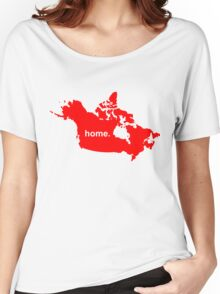 Canada - home. Women's Relaxed Fit T-Shirt