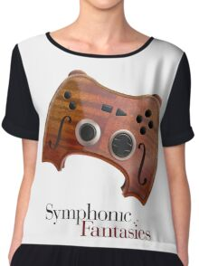 Symphonic Fantasies (Game Soundtrack Orchestra) Chiffon Top